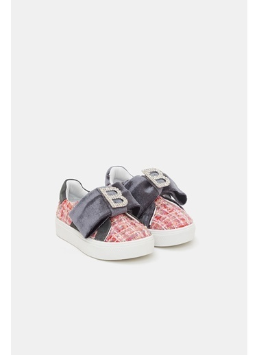 BG Baby Kız Bebek Pembe Ayakkabı Pembe